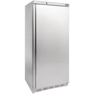 Polar C-Series Upright Freezer Stainless Steel 600Ltr