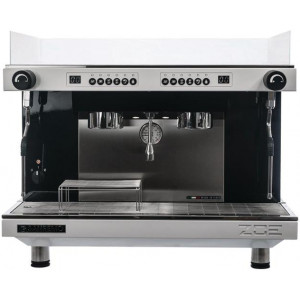 Sanremo Zoe Competition Tall Commercial Coffee Machine 2 Group White