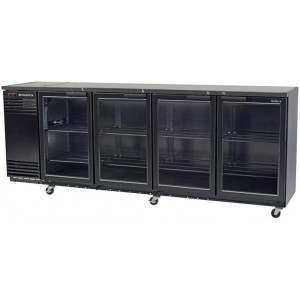 Skope 4 Hinged Door Bar Fridge