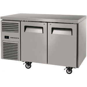 Skope ReFlex 2 Door Under Bench Freezer Stainless Steel 248Ltr