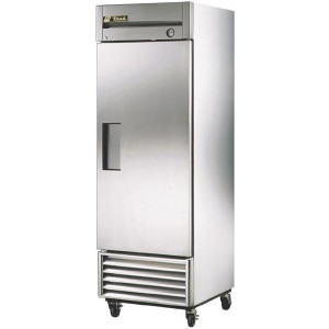 True Stainless Steel Upright Freezer 552Ltr