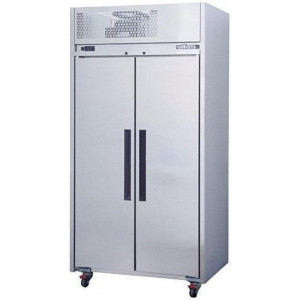 Williams Ruby Stainless Steel Upright Freezer 750Ltr