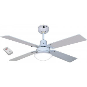 Heller Ceiling Fan with Light and Remote - SIENNA2