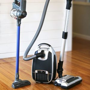 Vacuum & Cleaning
