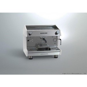 ARCADIA Professional Espresso coffee machine SS polish white 1 Group - ARCADIA-G1 Bezzera - Silver