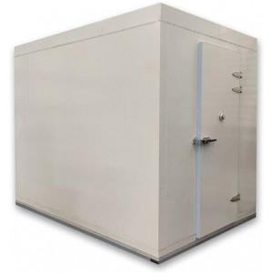 Freezer Room 2400(w) x 2400(d) x 2400(h)mm Coolrooms Plus - Stainless Steel