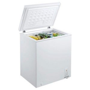 Heller CFH145 145L Chest Freezer Meat Quick Freezing Food Storage Basket White