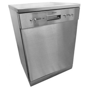 Domain 12 Place Stainless Steel Dishwasher - 600mm