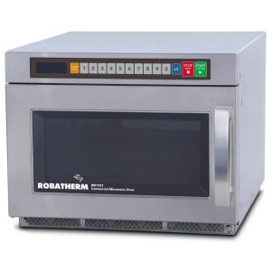 Robatherm Heavy Duty Commercial Microwave - Silver