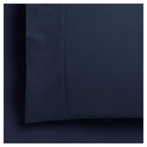 Worlds Softest Cotton Sheets Worlds Softest Cotton Sheet Separates Queen Navy Fitted Sheet By Adairs