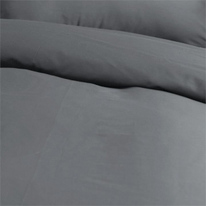 Canningvale Palazzo Royale 1000TC Quilt Cover Sets - King, French Grey