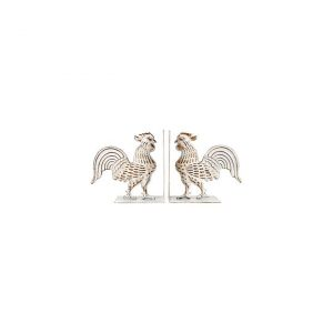 French Country Rooster Bookends