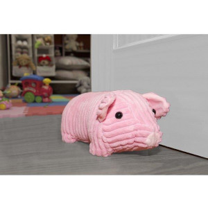 Walplus Pinky Pig Door Stopper Home Decorations