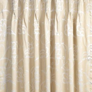 Florence Lined Pinch Pleat Curtains