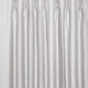 Regency Blockout Pinch Pleat Ready Made Curtains, 213 Drop, Bisque