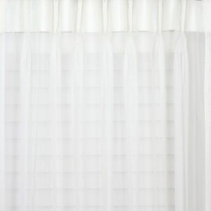 Venice Sheer Pinch Pleat Curtains