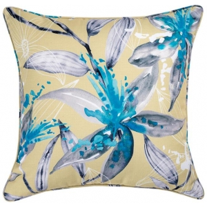 Lilium Indoor/Outdoor Cushion Polyester Pacific Maison by Rapee