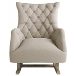 Betty Rocking Chair French Beige