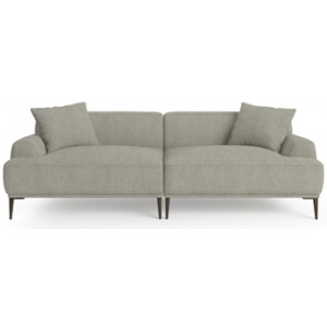Seta 4 Seater Sofa Gainsboro Grey