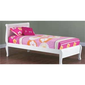 Copenhagen Kid's Timber With Option Storage Trundle Bed Frame