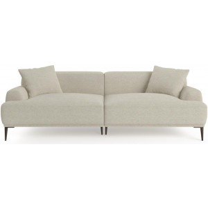 Seta 4 Seater Sofa Dolly White