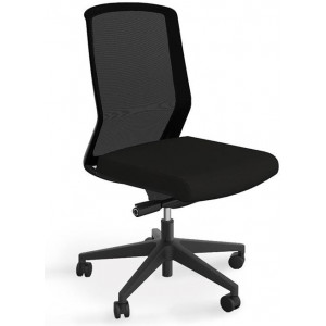 Motion Sync Mesh Ergonomic Office Chair - Black by Interior Secrets - AfterPay Available