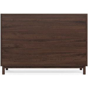 Cato Chest of Drawers Autumn Brown Solid Birch Autumn Brown