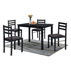 Concord 5-Piece Dining Set