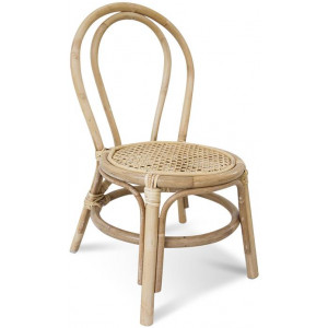Jasper Rattan Kids Chair - Natural by Interior Secrets - AfterPay Available