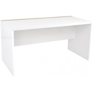 Abbey Large Office Desk - White