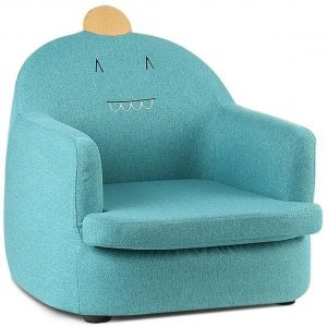 Kids Sofa Toddler Couch Lounge Chair Children Armchair Fabric Furniture