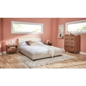 Bravo Queen Bedroom Package With Vior Tallboy Neutral