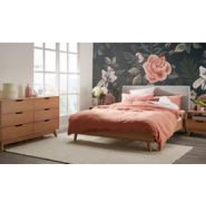 Melody Queen Bedroom Package With Niva Dresser
