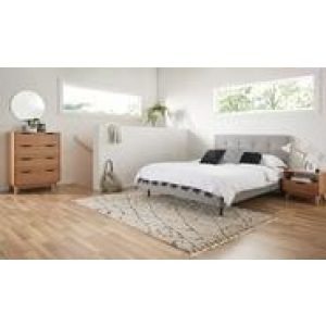 Modena Double Bedroom Package With Niva Tallboy