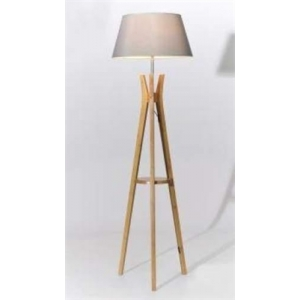 Arrowhead Classic Tripod Floor Lamp - Natural