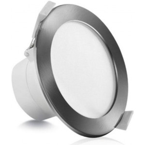 6 X Led Downlight Kit Ceiling Bathroom Dimmable Daylight White 12W