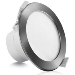 6 x LUMEY LED Downlight Kit Ceiling Light Bathroom Dimmable Daylight White 12W