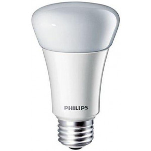 6 X Philips Master LED Bulb Warm White E27 Screw 10W A60 2700K Dimmable