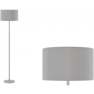 Canes Floor Lamp Grey