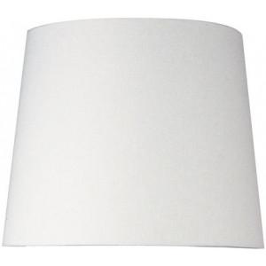 27cm Lamp Shade OFF-WHITE LINEN