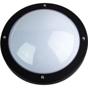 Primo Round Outdoor LED Bunker Wall Light