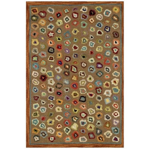 Cat's Paw Wool Designer Rug