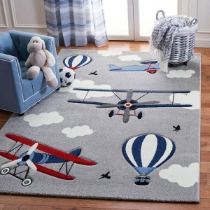 All 4 Kids Up to The Sky Rug - Small 120 X 160 cm