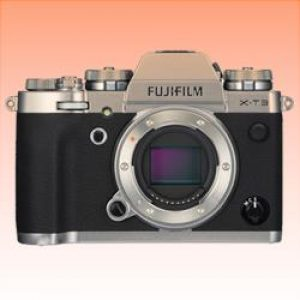 New Fujifilm X-T3 Mirrorless 26MP Digital Camera Silver (FREE INSURANCE + 1 YEAR AUSTRALIAN WARRANTY)