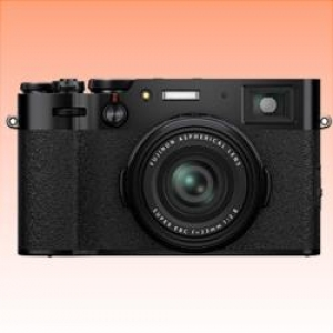 New Fujifilm X100V Digital Camera Black (FREE INSURANCE + 1 YEAR AUSTRALIAN WARRANTY)