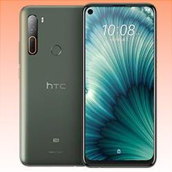 New HTC U20 256GB 8GB RAM Dual SIM 5G LTE Smartphone Green (FREE INSURANCE + 1 YEAR AUSTRALIAN WARRANTY)