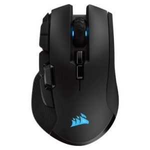Corsair Ironclaw RGB Black Wireless Gaming Mouse